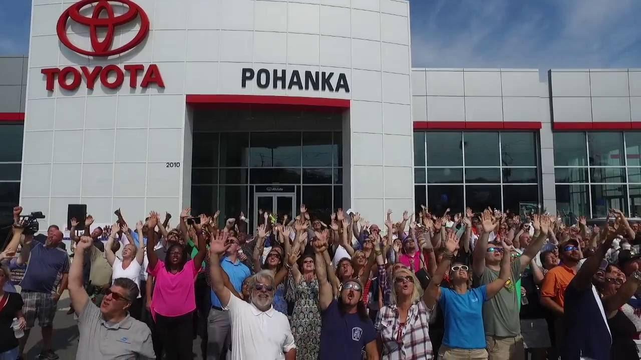 Pohanka Of Salisbury >> United We Stand Event Pohanka Of Salisbury Youtube