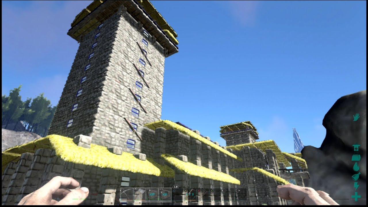 Ark survival evolved la mejor casa del mundo dannonee - Las mejores casas del mundo ...