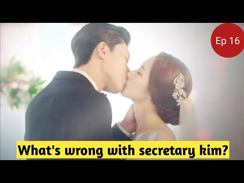 Download What's wrong with secretary Kim Episode 16 explained in telugu / k drama explained