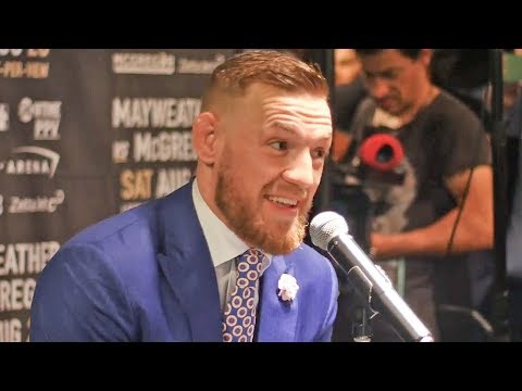 "Thumbnail: Conor McGregor: ""IF HE FEELS DISRESPECTED.. F*CK HIM!!"" vs Floyd Mayweather"
