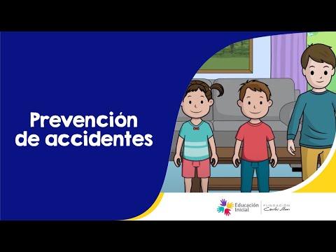 667 Prevención de accidentes en los niños