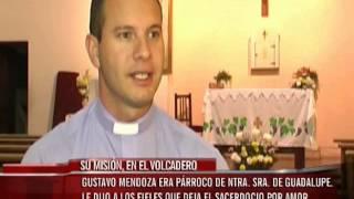 Un cura dejó los hábitos porque se enamoró y lo confesó en la misa ante los feligreses