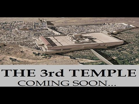 Image result for the third temple to soon be built