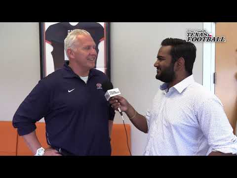 UTEP Head Coach Dana Dimel Chats With DCTF College Football Insider Shehan Jeyarajah