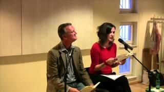 """""""Der Würbel"""" - kabarettistische Lesung mit Susanne Hasenstab und Emil Emaille"""