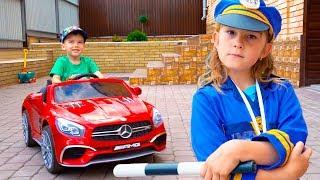 Артур и Мелисса и Приключения патрульного полицейского
