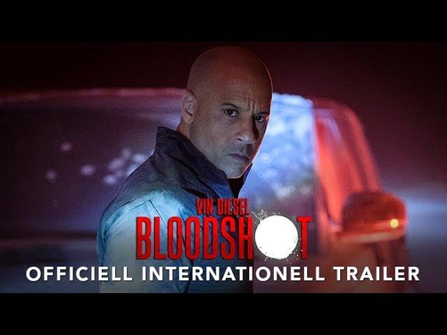 BLOODSHOT - Officiell internationell trailer
