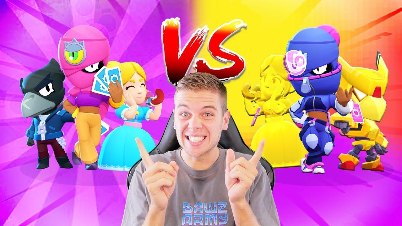 Download 5 VS 5 MINI GAME! SKINS VS GEEN SKINS!!