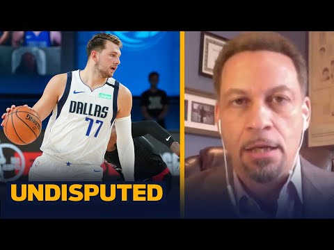 Luka Doncic is the new age Larry Bird, but he's not Top 5 yet — Chris Broussard | NBA | UNDISPUTED