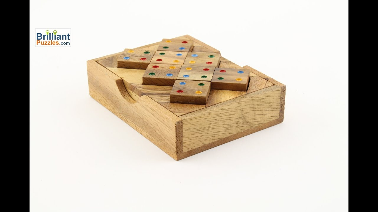 color match 8 pieces wooden puzzle youtube