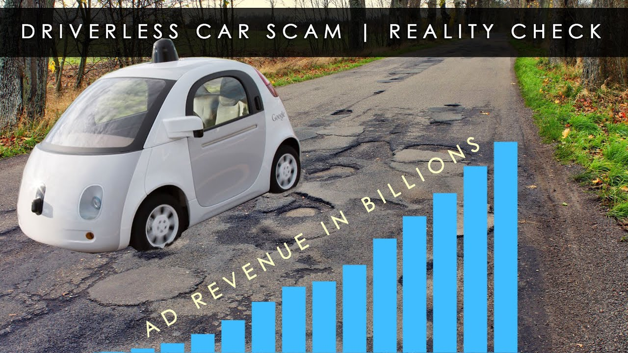 why self driving cars are a big scam