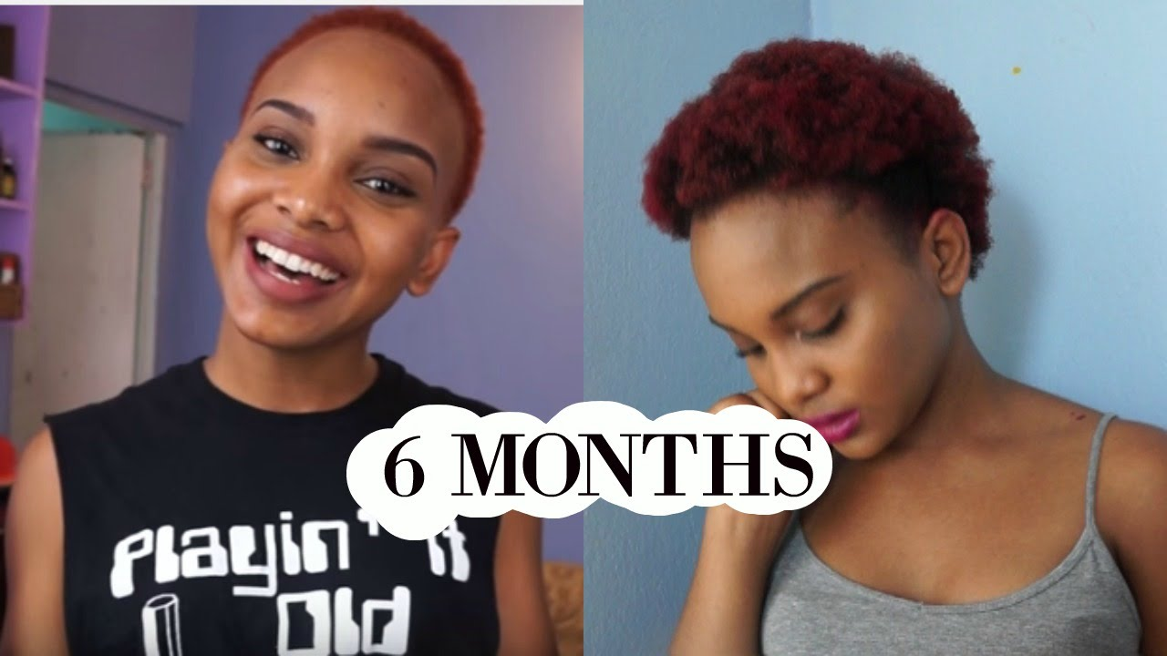 6 MONTHS POST BIG CHOP YouTube