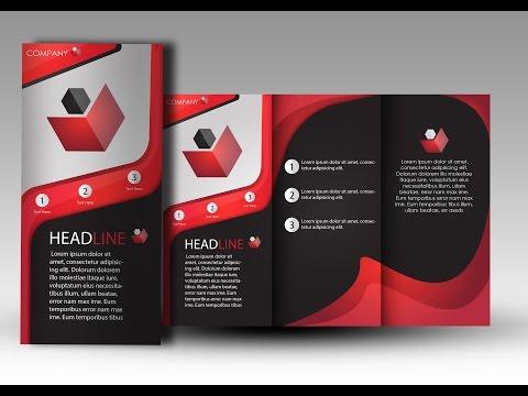 How To Make Professional Brochures Using Adobe Illustrator