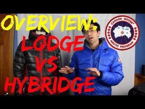 Overview Comparison: Lodge Vs Hybridge