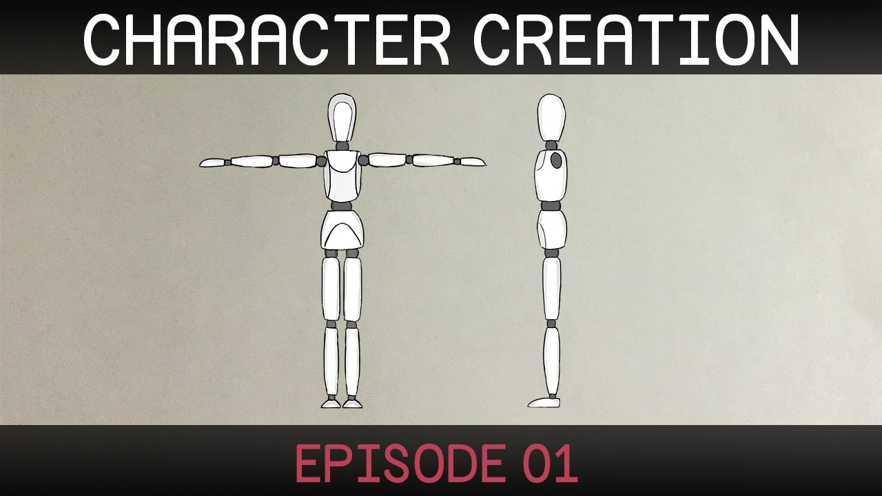 Introduction To Character Modeling In Blender Kickass : Blender character creation e introduction youtube
