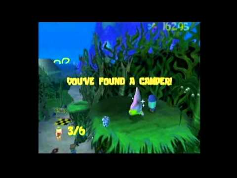 Let's play Spongebob Squarepants: Battle for Bikini Bottom Episode 18, Search and rescue