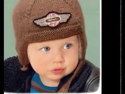 видео: шапка шлем для мальчика