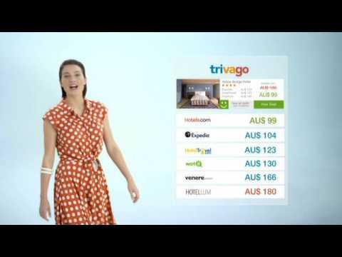 Trivago 2017 Ad