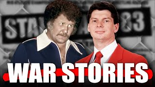War Stories: Starrcade '83 - Vince McMahon Tries To Destroy The NWA