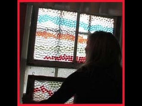 Fake Stained Glass