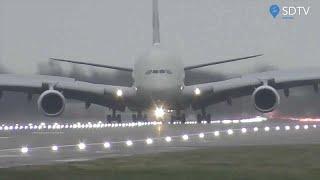 هل هبوط طائرة الاتحاد بمطار هيثرو كان ناجحا بما فيه الكفاية؟…