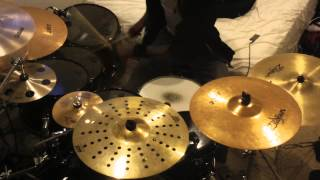 Kalmah   One of fail Drum cover