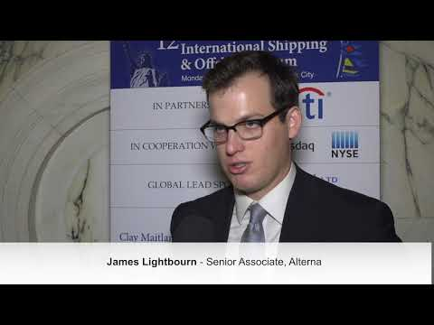 2018 12th Annual International Shipping & Offshore Forum - James Lightbourn Interview