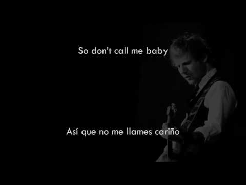 Ed Sheeran - Dive (English & Español) Audio Official
