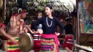 Native dance in Benguet