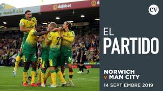 Cómo vencer al City de Guardiola | Norwich 3-2 Man City, Premier League 2019/20, análisis, táctica