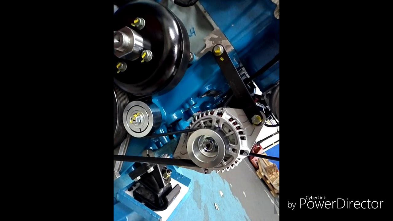 Ashok Leyland Neptune Engine