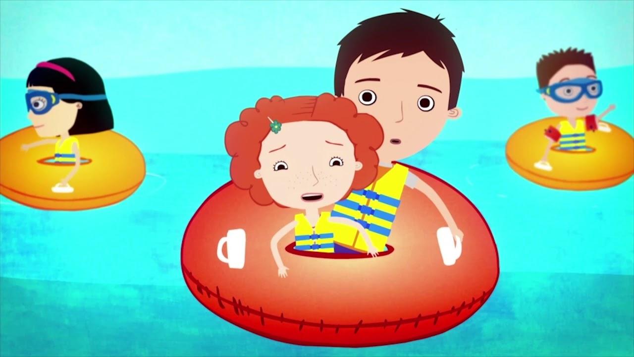 мультфильм Disney - Нине надо выйти - Все серии  | новый мульт-сериал для малышей