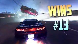 Racing Games WINS Compilation #13 (Epic Moments, Close Calls, Drifts & Saves)
