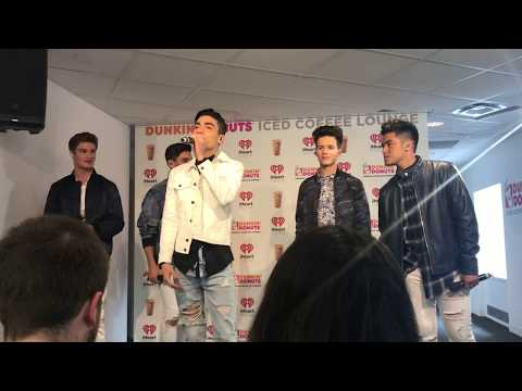 In Real Life z100 Eyes Closed Performance