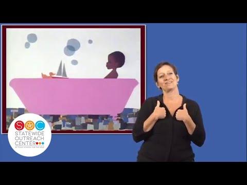 ASL Storytelling - Snowy Day (Espanol)