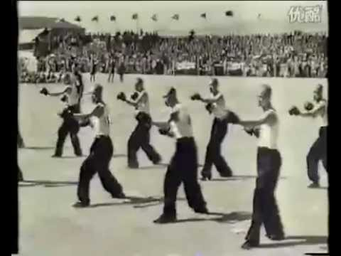 Rare Chinese Martial Arts Footage from 1930's