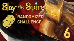 Slay The Spire - Random Paths Challenge - Episode 6
