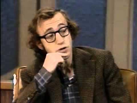 Woody Allen on psychoanalysis