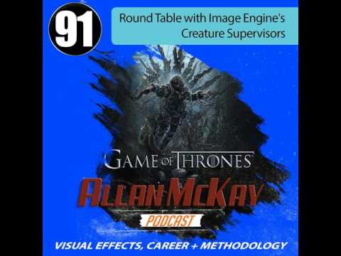 091 - Round Table with Image Engine's Creature Supervisors
