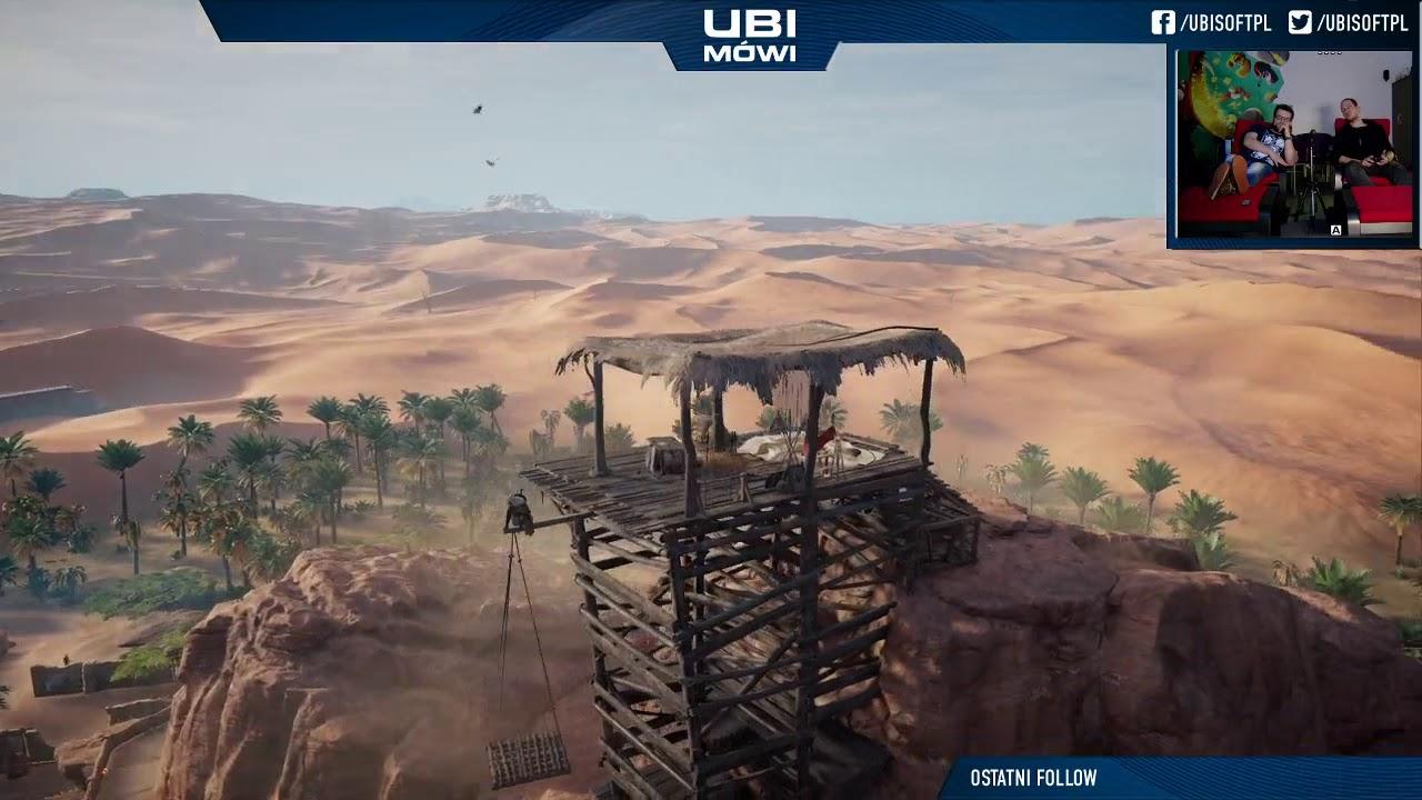 UbiMówi S03E03 – Assassin's Creed Origins z Topową Dychą!
