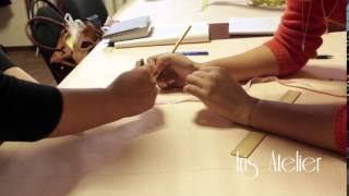 Iris Atelier обучение кройке и шитью Алматы