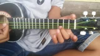 Tutorial intro surat cinta untuk starla ukulele 5 menit langsung bisa