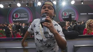 Remezcla Does The Latin Grammys Red Carpet With Pio