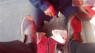 S2E77 Satisfactory shoe shine …