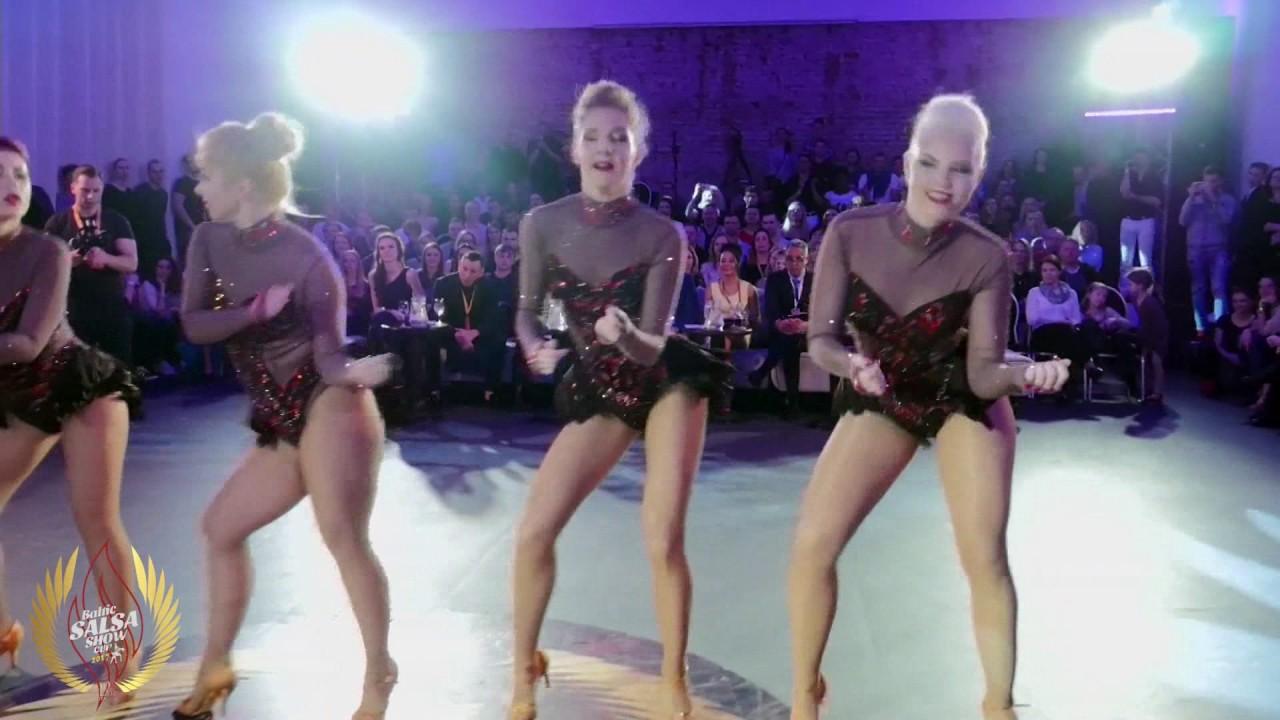 TUMBAO   Latino Show Small Teams   Baltic Salsa Show Cup 2017