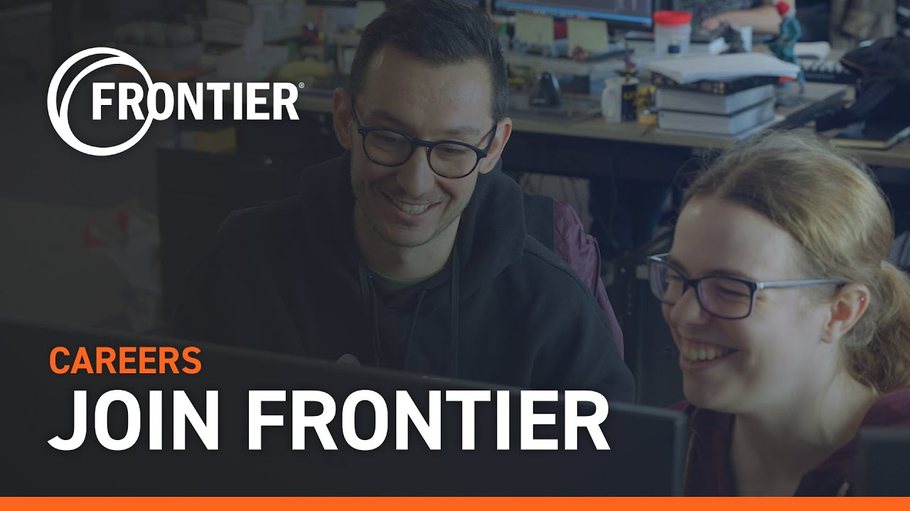 Frontier - Join the Family!