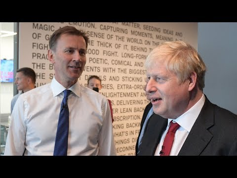 Watch Again:  The final Conservative leadership hustings