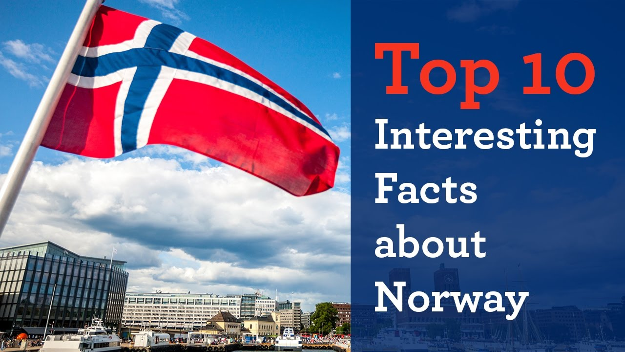 15 facts about Norway
