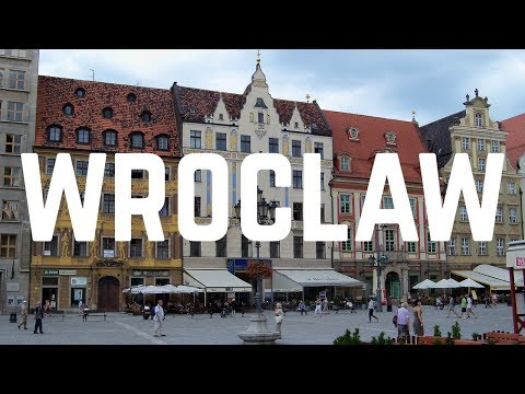 My Trip to Wroclaw, Poland