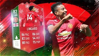 FIFA 18 FUTMAS Lingard Review - FUTMAS Jesse Lingard Player Review - Fifa 18 Ultimate Team